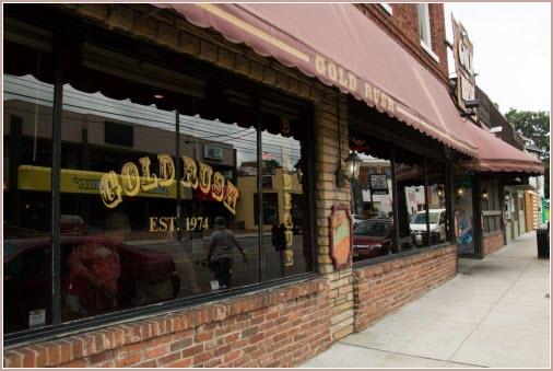 The Gold Rush Nashville TN