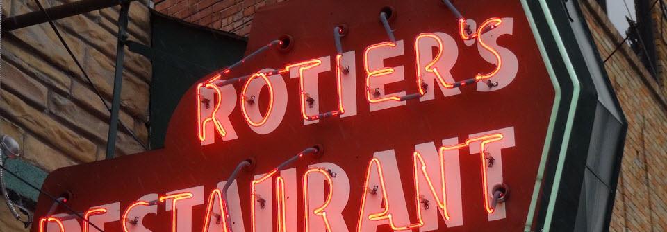 Rotiers Restaurant Nashville TN