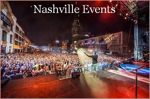Nashville Events