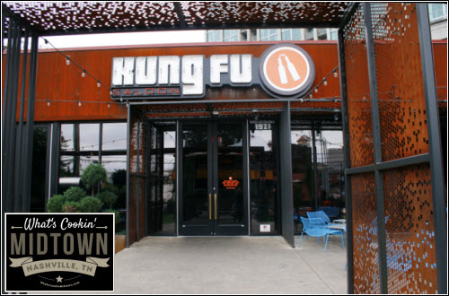 Kung Fu Saloon What's Cookin' Nashville