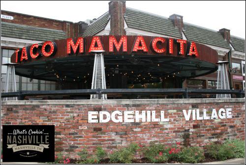 Taco Mamacita Nashville What's Cookin' Nashville