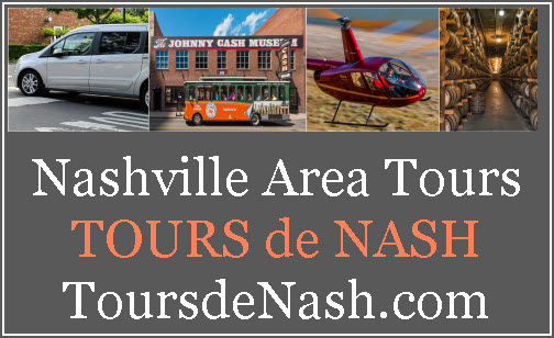 Tours de Nash Nashville TN
